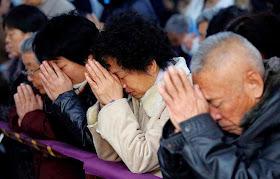 Católicos na China formam o núcleo mais temido pela ditadura socialista