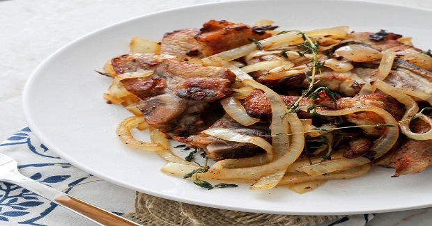 Garlic Pork Reciipe