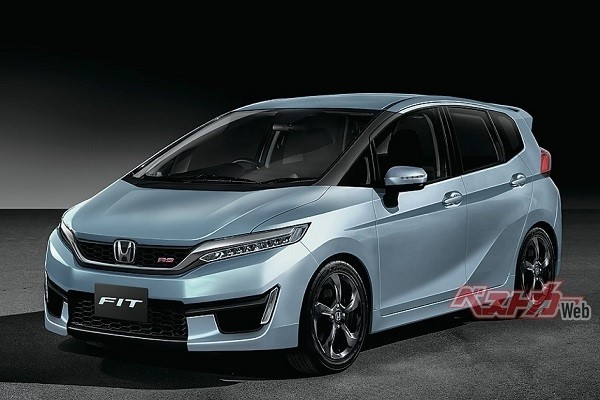 2019 honda jazz honda fit ms blog. Black Bedroom Furniture Sets. Home Design Ideas