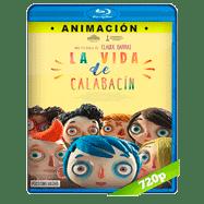 La vida de Calabacín (2016) BRRip 720p Audio Dual Castellano-Ingles