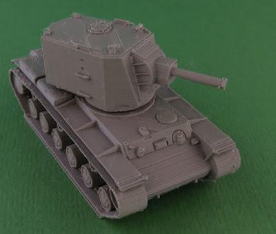 KV-2 Tank picture 2