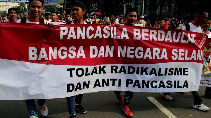 Better Late than Never, Alhamdulillah Di Era Jokowi Hizbut Tahrir Indonesia Dibubarkan