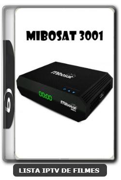 Mibosat 3001 nova atualização V2.0.10 adicionado 61W - 14/12/2019