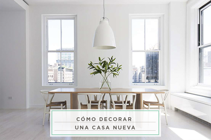 milowcostblog c mo decorar una casa nueva On como amueblar una casa nueva