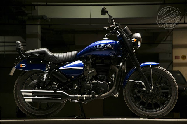 EIMOR Customs Blue Falcon Price
