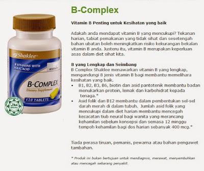 Set Vitamin Shaklee Untuk Bersukan Agar Bertenaga Dan Cergas