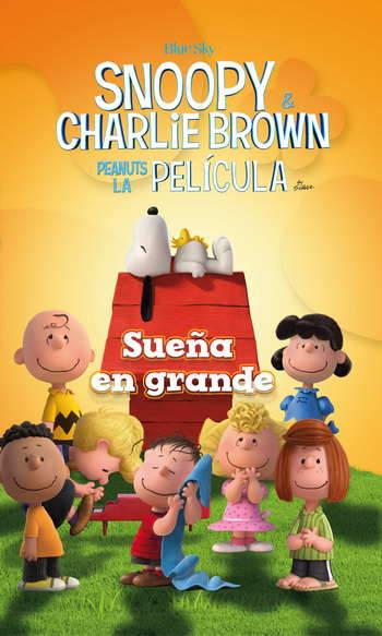 Snoopy y Charlie Brown: Peanuts la Película DVDRip Latino