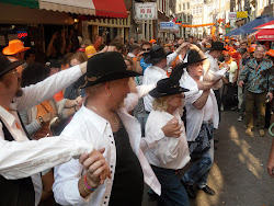 Dancing in the Street - Queensday 2011