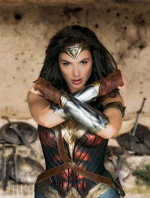 Wonder Woman será protagonizada por Gal Gadot