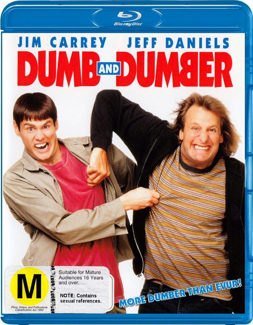 At Darren's World of Entertainment: Dumb and Dumber To: DVD