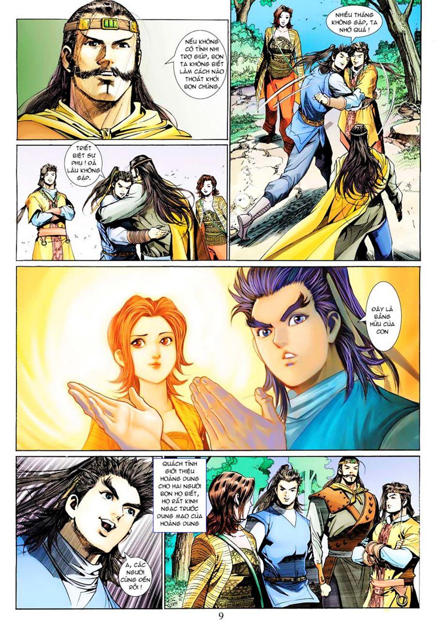 Anh Hùng Xạ Điêu anh hùng xạ đêu chap 38 trang 8