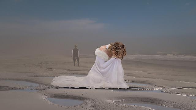 8 Sad Couple Photo Editing in Photoshop - Photoshop CC Tutorial Tutorial