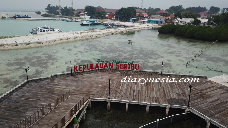 Kepulauan Seribu Regency Tourism, Jakarta's Thousand Island tourism, trip beach destinations in thausand island, diarynesia