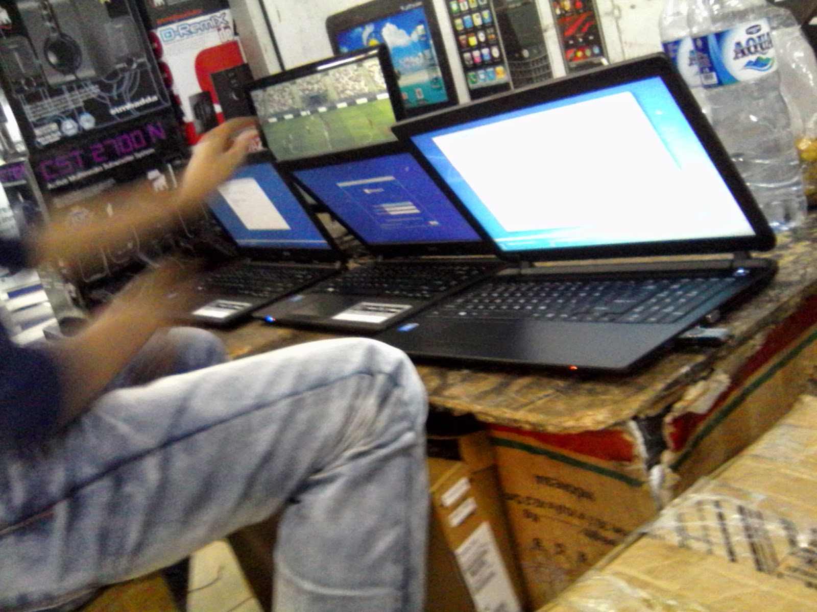 proses instalasi windows dan software wilcom