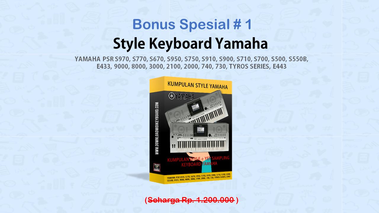 download style dangdut koplo yamaha psr s910