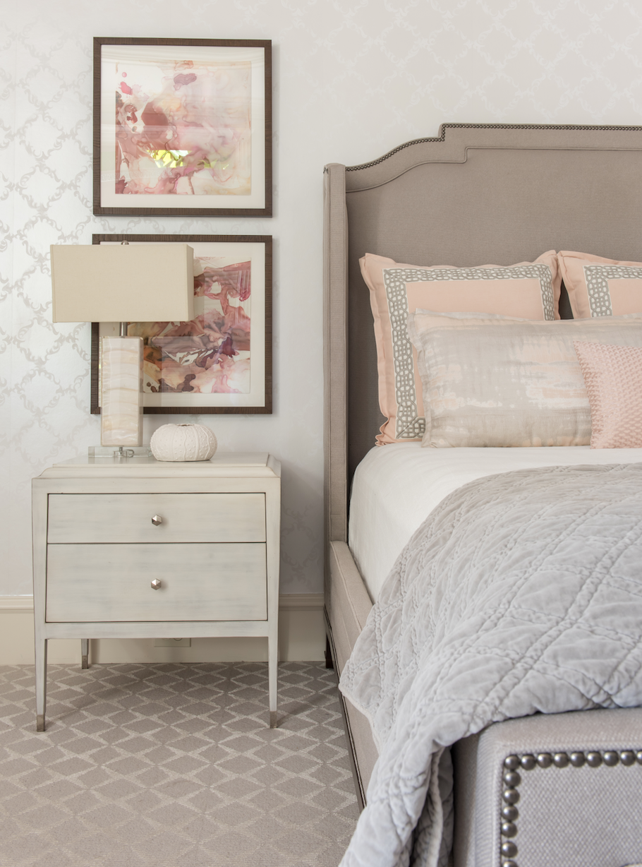 Classic With A Twist Style That Nightstand Edition