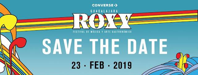 HAY FECHA PARA ROXY FEST 2019
