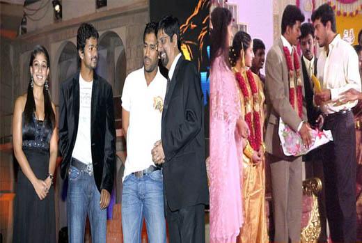 Actor Vijay House Saligramam