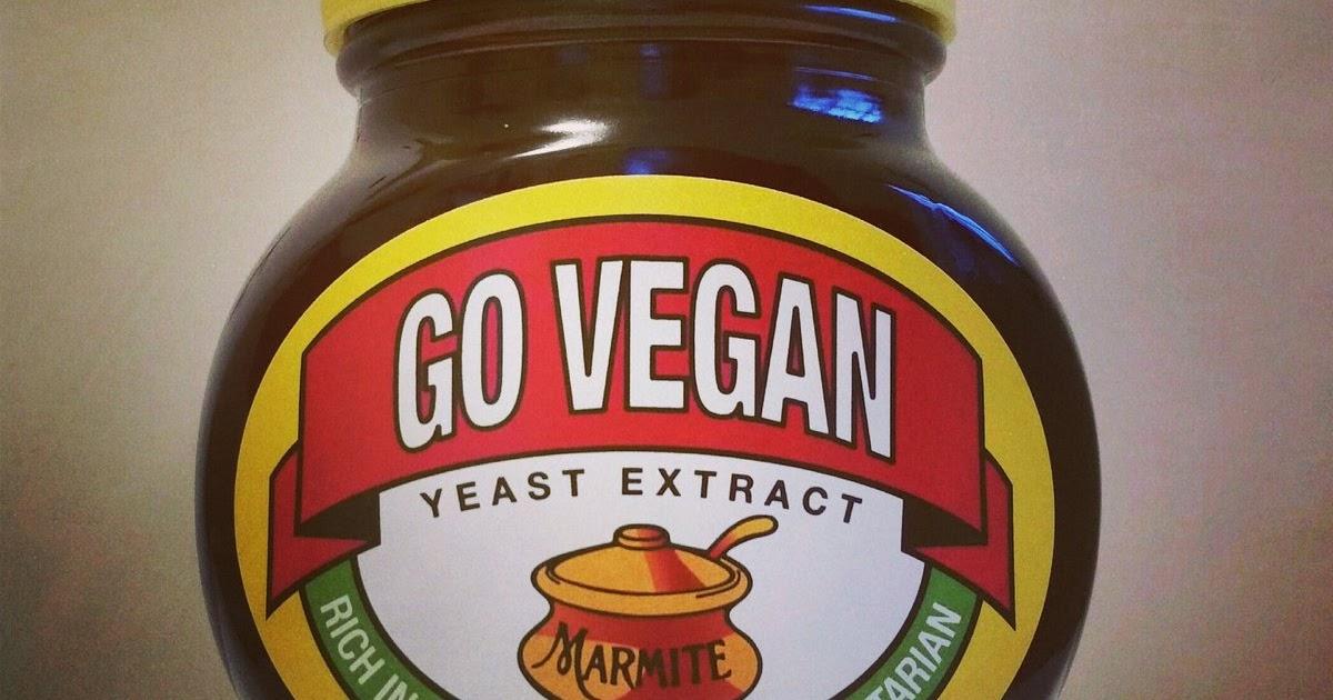 Vegan Call for Marmite Label to say 100% vegan