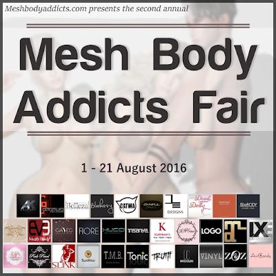Mesh Body Addicts Fair - August 2016