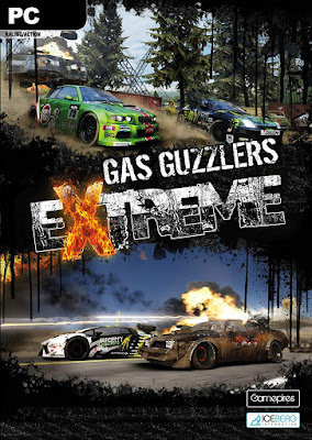 Gas Guzzlers Extreme Game Cover Pc