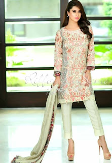 riffat and sana eid collection 2015