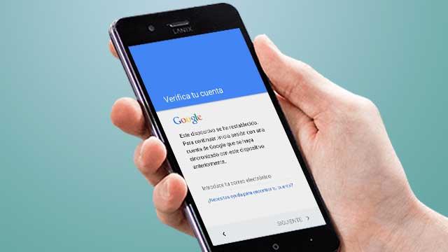 Cómo eliminar cuenta de Google Lanix Ilium L620