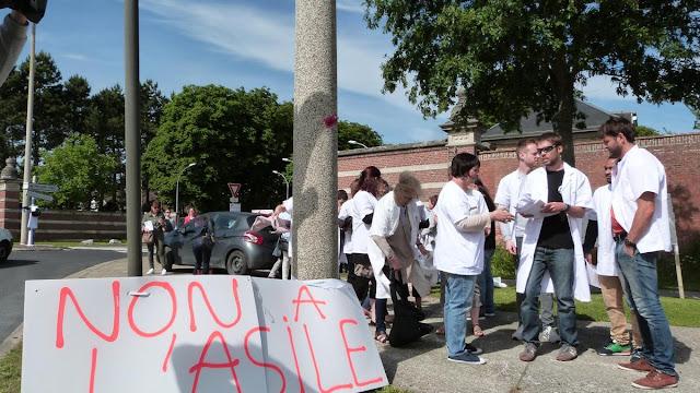 hopital-psychiatrique-Philippe-Pinel-Amiens-greve-ars-buzin-manifestation-aletheia-infos
