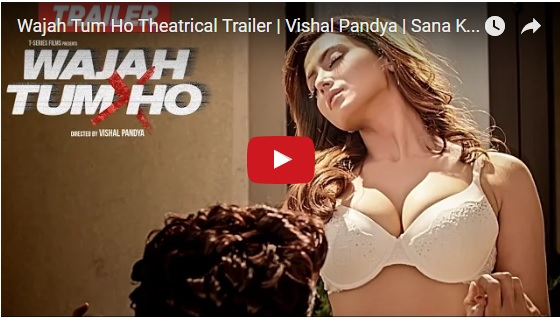 'Wajah Tum Ho' Trailer: Too Hot To Handle