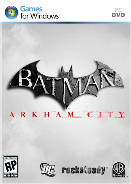 Portada Batman Arkham City