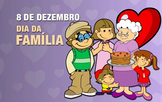 8 de Dezembro, dia da família