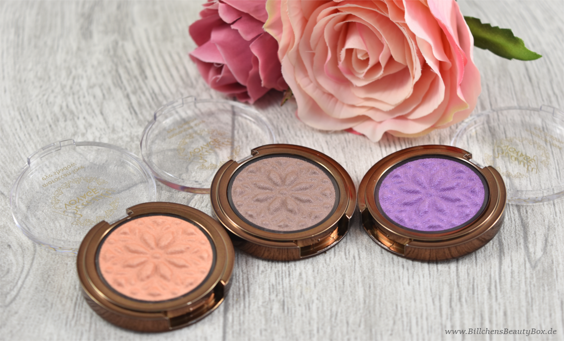 p2 cosmetics - Beauty VOYAGE Limited Edition - moroccan love eye shadow