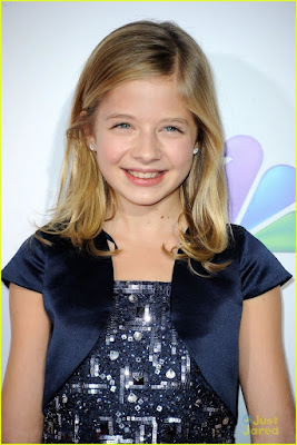 Cute Of Jackie Evancho ( Got Talent )