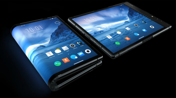Leaks reveal the price of the Samsung folding phone !