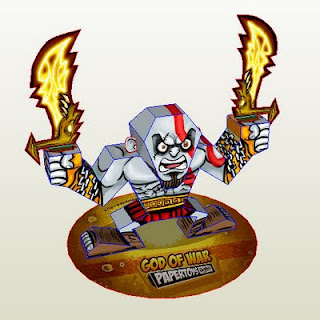God of War – Chibi Kratos - /po/ Archives