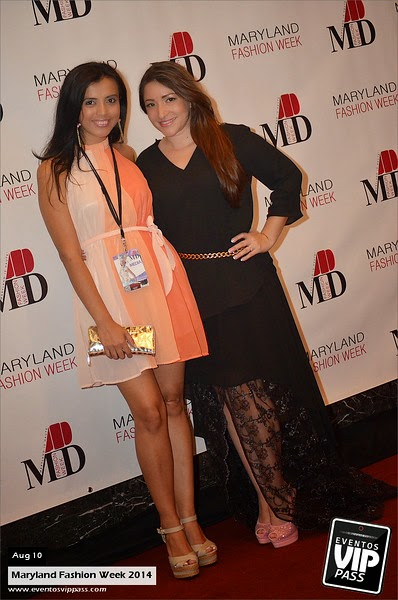 Maryland Fashion Week #redcarpet #fashionweek