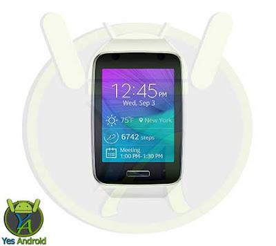 R750VVRU1APB1 Tizen 2.2.1.4 Galaxy Gear S SM-R750V