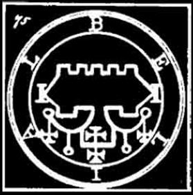 belial, sigilo, goetia, demonologia, ocultismo