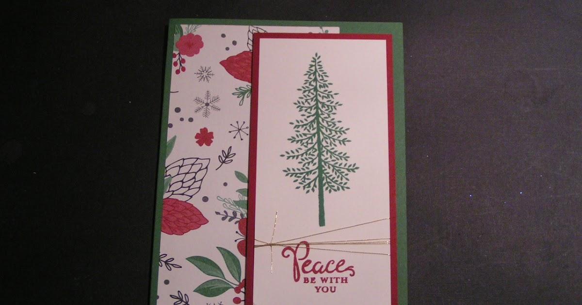 Stampin' Kat: Oh Christmas Tree