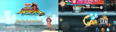 Naruto Senki Storm Generations Apk