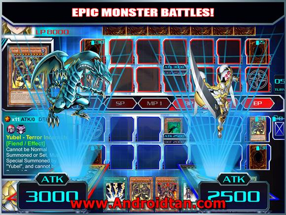 Download Yu-Gi-Oh! Duel Generation Mod Apk v65a Full Data Android Terbaru 2017 Free