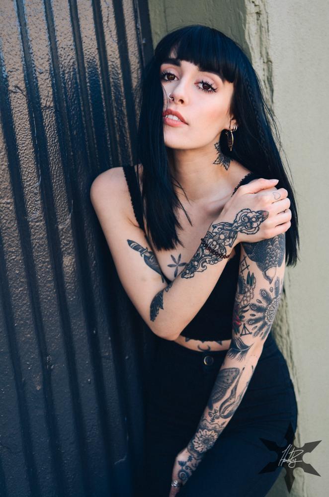 hannah snowdon tattoo