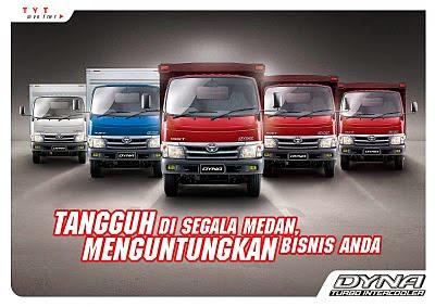 Toyota Dyna Palembang