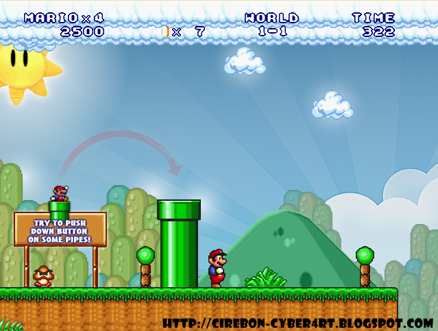 Free Download Super Mario 3: Mario Forever Full Version
