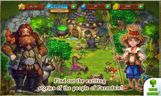 Farmdale Apk v1.8.7 Mod [Unlimited Money]3