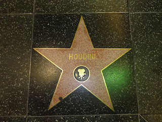 Houdini Hollywood Walk of Fame