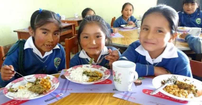 QALI WARMA: Programa social distribuirá 180 toneladas de arroz fortificado a colegios de Áncash - www.qaliwarma.gob.pe