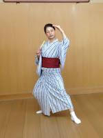 花柳国美恵舞踊教室のお稽古・習い事風景