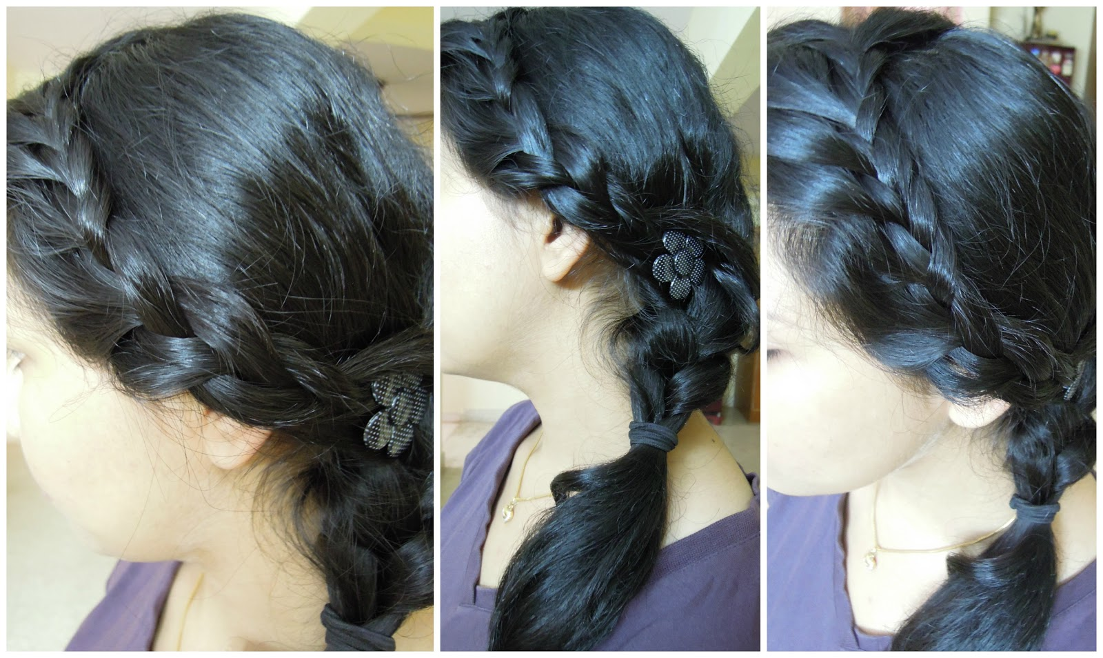 How To Make Puff Hairstyle At Home In Hindi Hair
