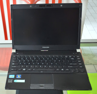 Jual Laptop TOSHIBA PORTEGE R830 core i5